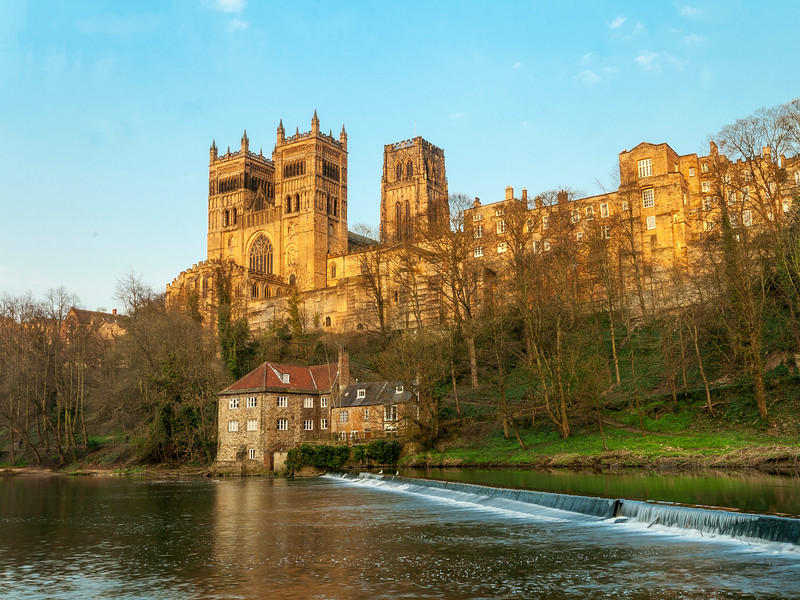 Durham Cathedral , England