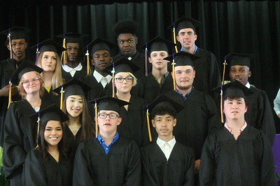 Roughrider Academy Spring 2019 Graduation
