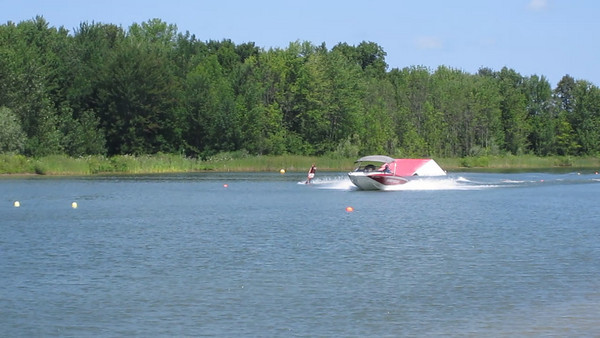 Eastern Regional Waterski Championships - July 2010 (Videos)