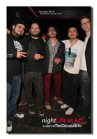 26 april 2013 Debonair Social Club