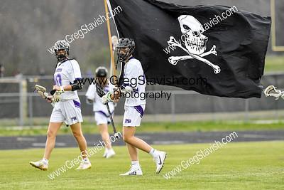 3.02 PRHS Men's Lacrosse vs. South Mecklenburg