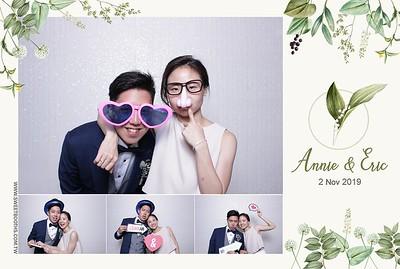 Annie & Eric's Wedding