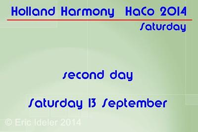 2014-0913 HH HaCo -Saturday