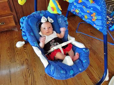 April 2010 - Abigail Ruth Hasha's First Visit to Nashville