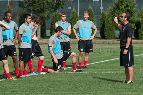 Men's Soccer 2013 Season Extra Pictures