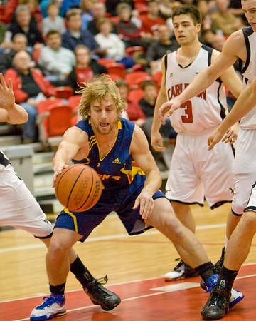 Men's Basketball - Queen's at Ryerson 20060203