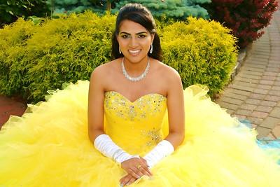 Shivani's Sweet 16