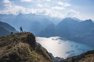 Hiking Klingenstock 2018