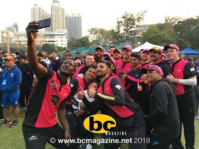 T20 Blitz @ Tin Kwong Road Recreation Ground - 11 February, 2018