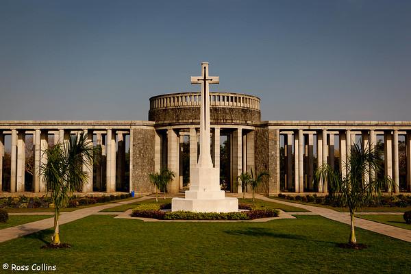 Taukkyan War Cemetery 2014