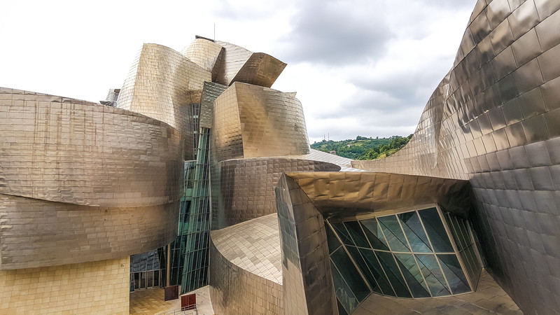 Spain 2016: Bilbao