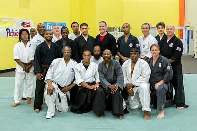 Jujitsu Masters