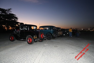 "62nd Annual ""Horseless Carriage Club Holiday Motor Excursion Dec 30 2017"