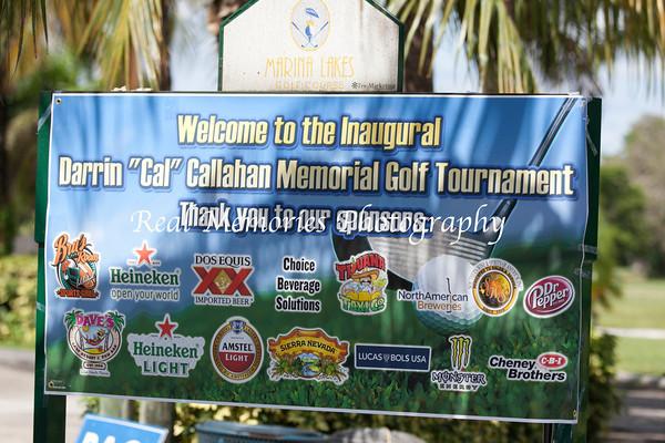 Cal Callahan's Memorial Golf Tournament