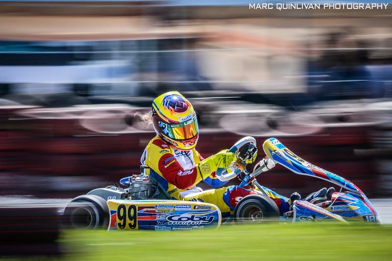 Motorsport Ireland Karting Championship 2017 - Round 4 - Galway