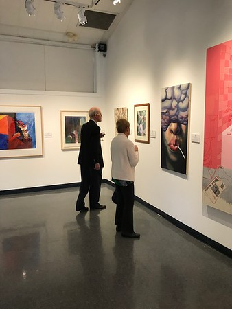 President's Circle Kaneko Gallery Event