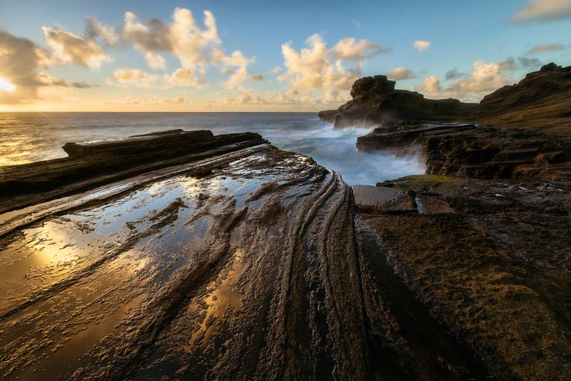 Folding Shores