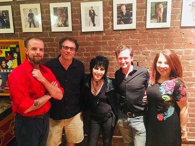 Joan Jett August 4, 2018 UPAC