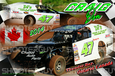 Don Craig Racing 2014