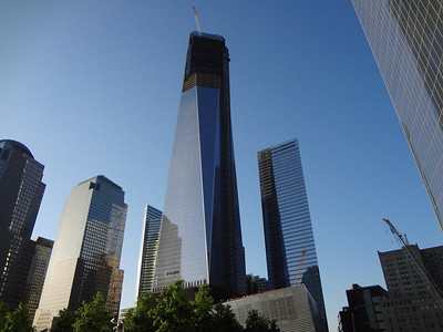 Behind-the-scenes Tour of Freedom Tower & World Trade Center Site, New York City - May 2012