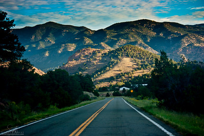 Colorado Roadway