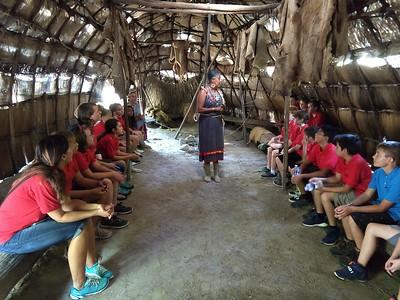 3rd & 4th Grade Frontier Culture Museum Field Trip