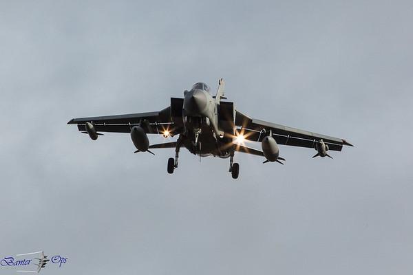 RAF Mildenhall : 1st December 2015