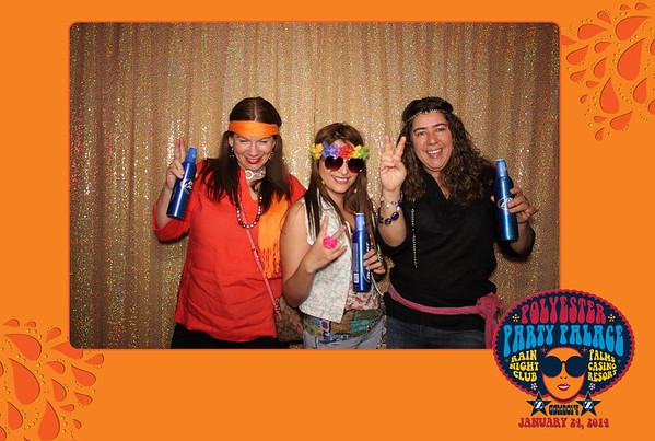 Polyester Party Palace at ZD GSM 2014