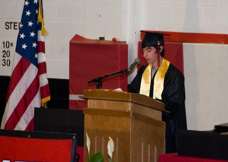 Peter Wild's Speech   (Jun 03, 2007, 02:31pm)