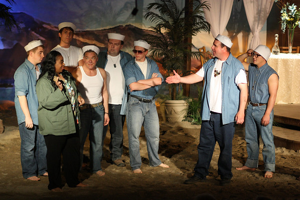 SOUTH PACIFIC - MAINSTAGE