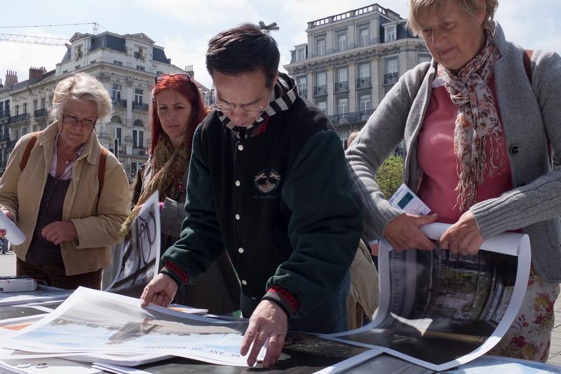 Foto: Stadsbiografie Brussel