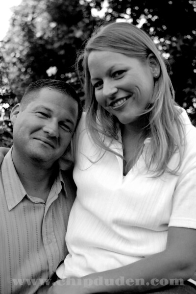 Brian and Amy Engagement