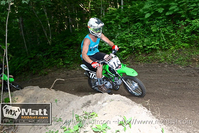 Friday Pitbike Race
