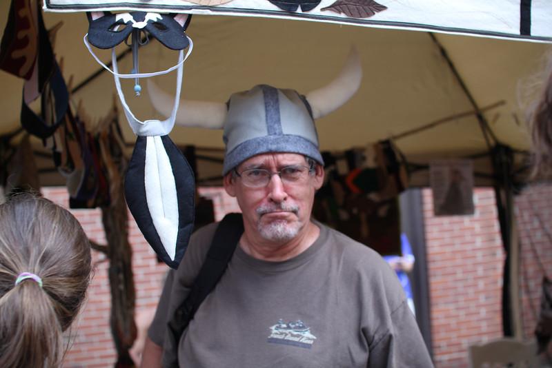 Ed the Viking?