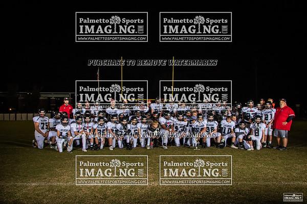 Gilbert Middle School Football VS PHMS Championship