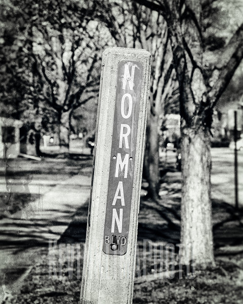 Norman Blvd.