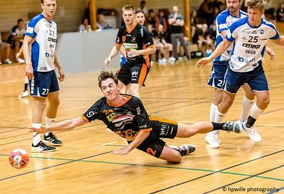 Halden TH - Drammen, Grimsrud Cup