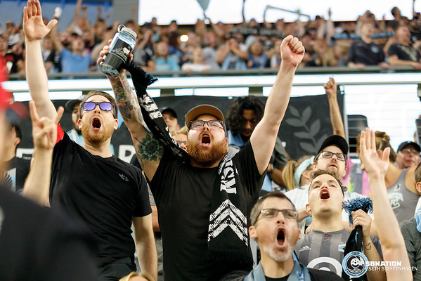 MNUFC vs Portland Timbers - US Open Cup 2019