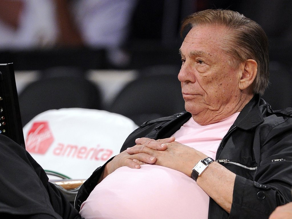 ". 4. (tie) DONALD STERLING <p>You knew it wouldn�t be long before he gave birth to another crazy lawsuit. (unranked) </p><p><b><a href=""http://deadspin.com/donald-sterling-is-suing-everybody-again-1609519569\"" target=\""_blank\""> LINK </a></b> </p><p>   (AP Photo/Mark J. Terrill)</p>"