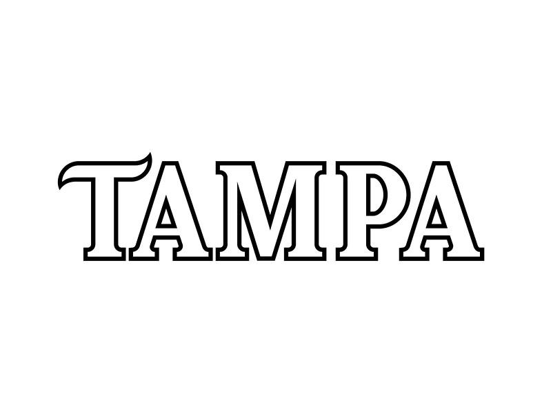 Tampa_WrdB_OneClr_Blk_WhtBgrnds