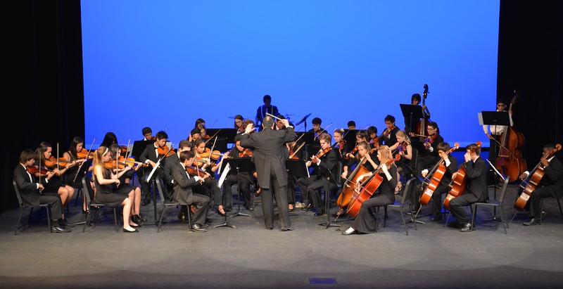 Corona del Mar High School Theater Grand Opening 3/09/2015