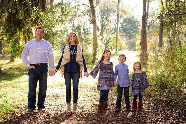 The Bridges family 2015  |  Albany, Georgia