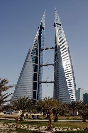 The World Trade Centre, Manama, Bahrain - BH001