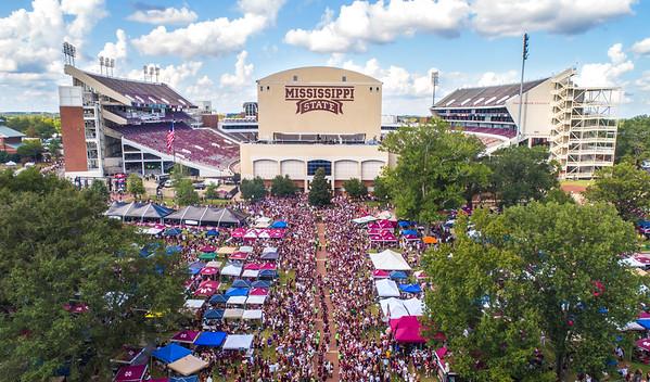 Mississippi State Football 9-16-2017