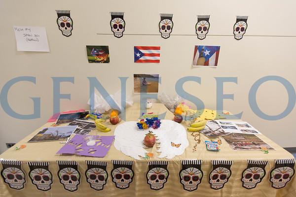 Day of the Dead Presentations (Photos by Annalee Bainnson)