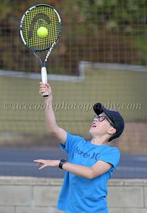 Junior Tennis  03/11/2017