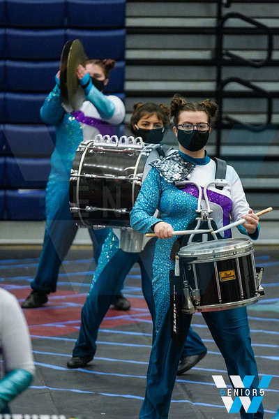 Jeff Co Indoor Percussion
