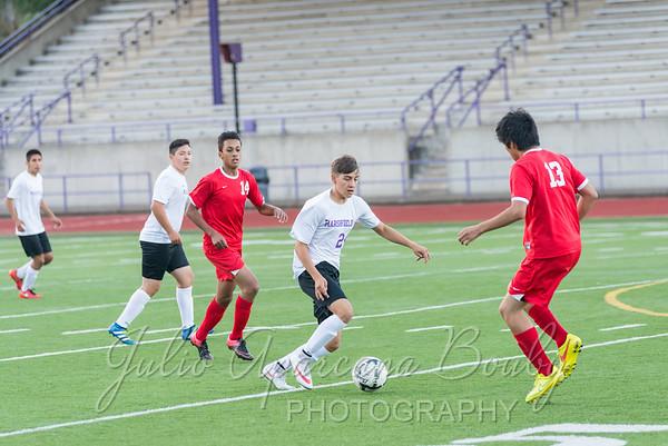 160920 MHS Boys Soccer vs CHS