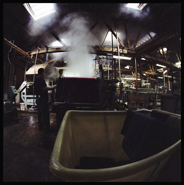 Alphacast Foundry, Inc., and Bruck Braid Company, Dyeing Section, Los Angeles, 2005