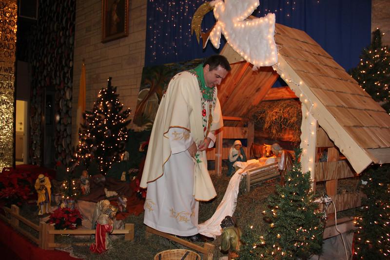 Pasterka w Kościele Św. Williama